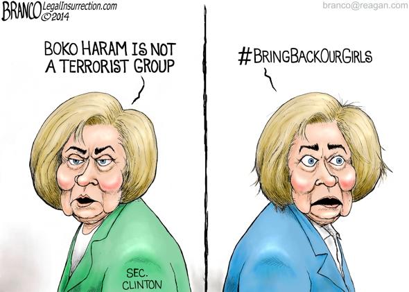 Boko Haram Hillary Clinton