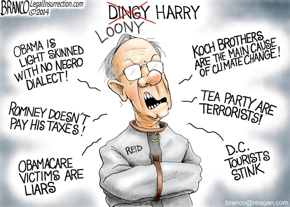 Harry Reid Comments