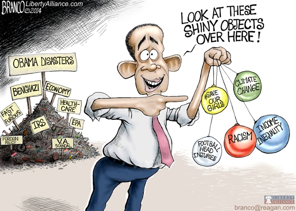 Obama Distrations