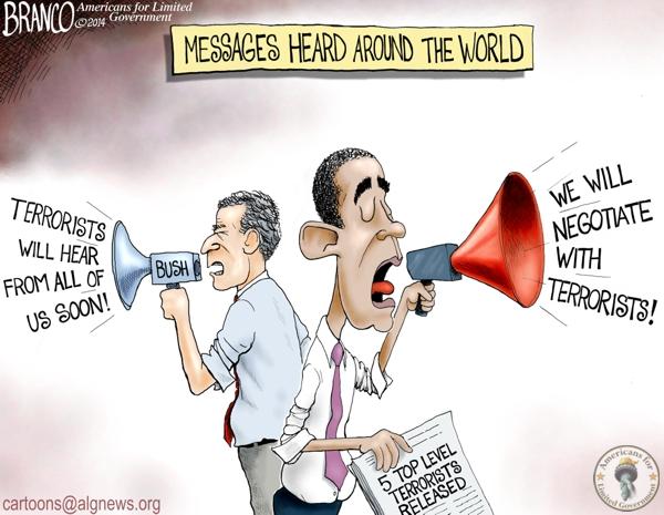 Negotiating With Terrorist