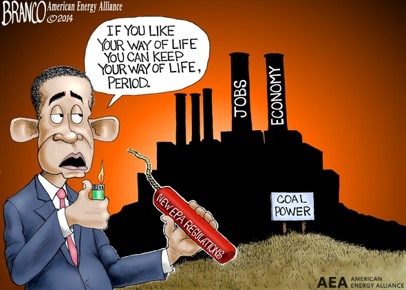 Obama EPA Regulations