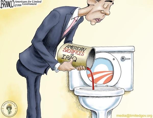 Obama Iraq Policy