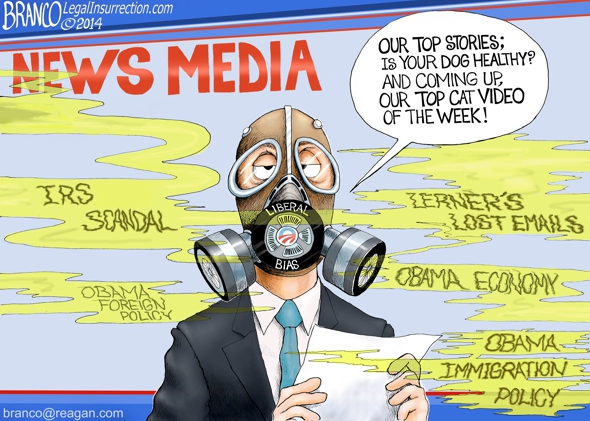 IRS Media Blackout