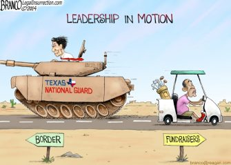 Leadership In Motion