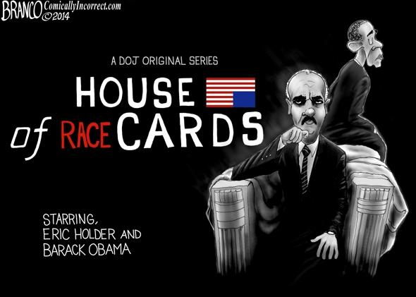 Eric Holder Racist
