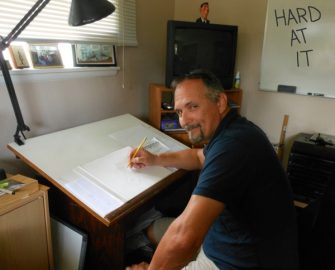 Editorial Cartoonist Takes on National Issues With Humor [Interview]