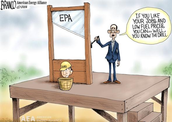 EPA Kills Jobs