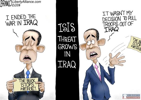 Iraq ISIS Crisis