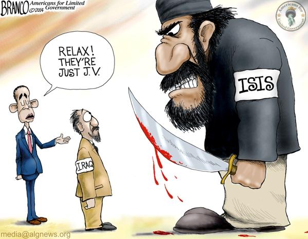 ISIS JV Team