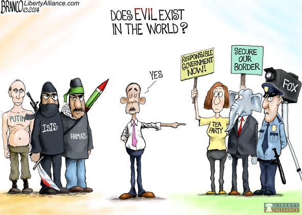 Evil in the World