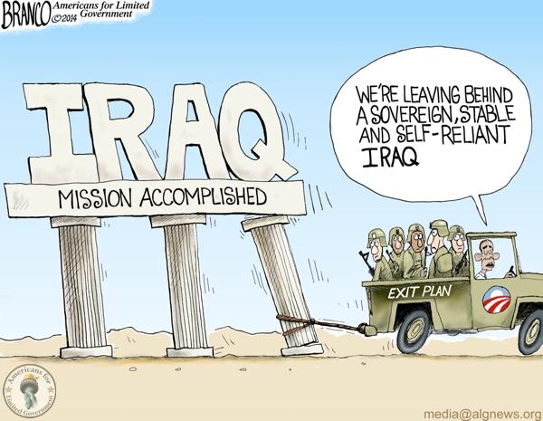Obama's Stable Iraq