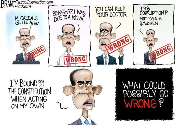 Obama Constitutional Crisis