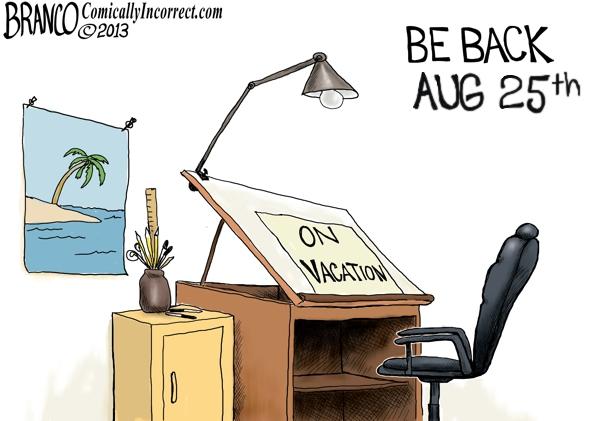 Vacation 2014