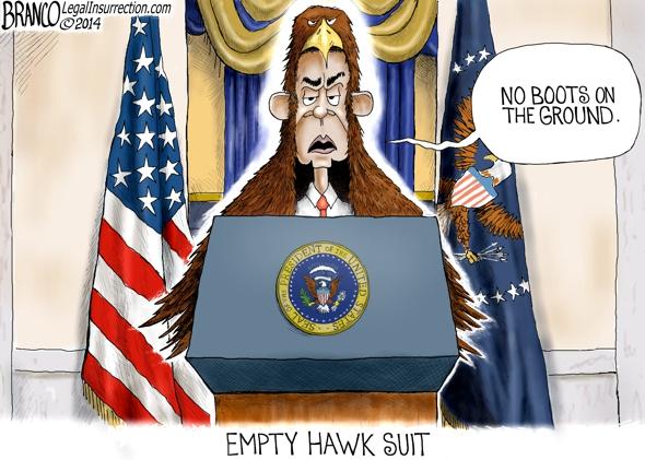 Obama War Hawk