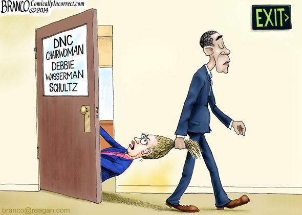 DNC Chairwoman Wasserman