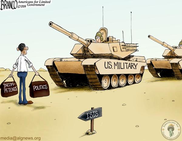Obama Military Plan