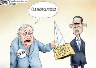 Award Winning Presidents