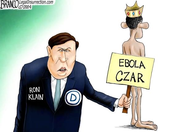 Ron Klain Ebola Czar