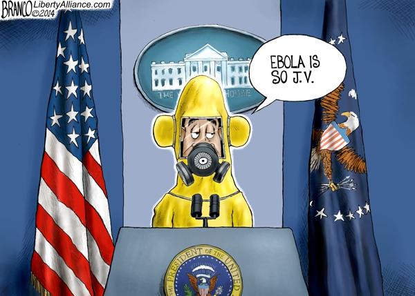 Ebola No Worry