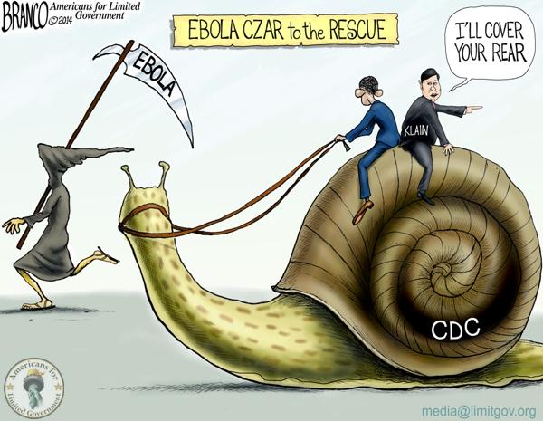 Ebola Strategy
