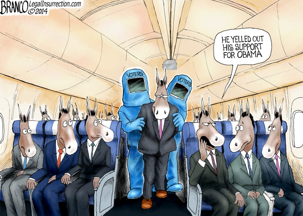 Obama Plague
