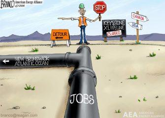 No Keystone Pipeline