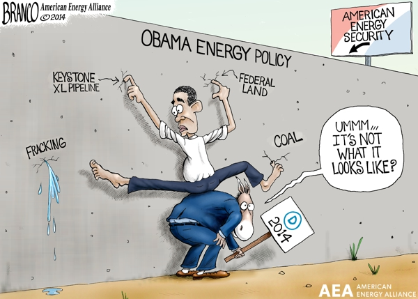 Obama Energy Policies