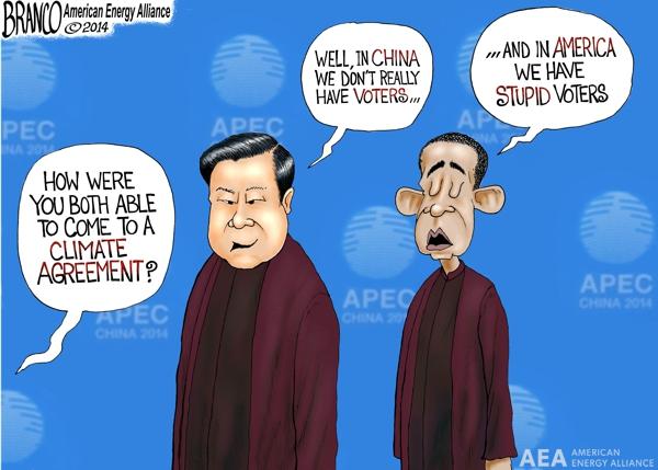 APEC China 2014