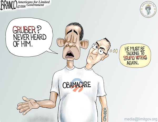 Gruber Obamacare