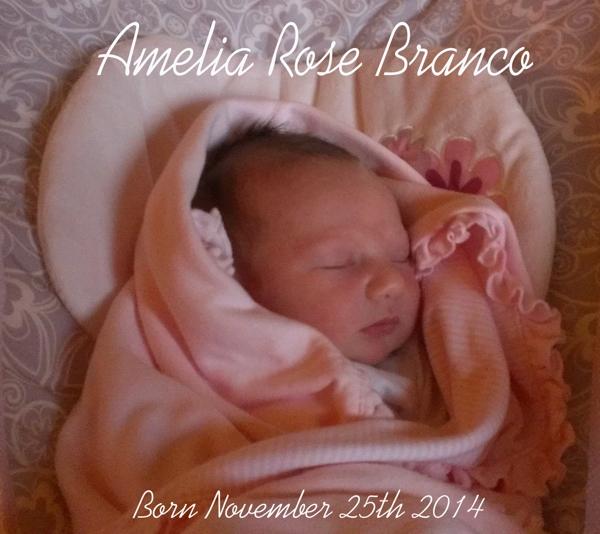 Amelia Rose Branco