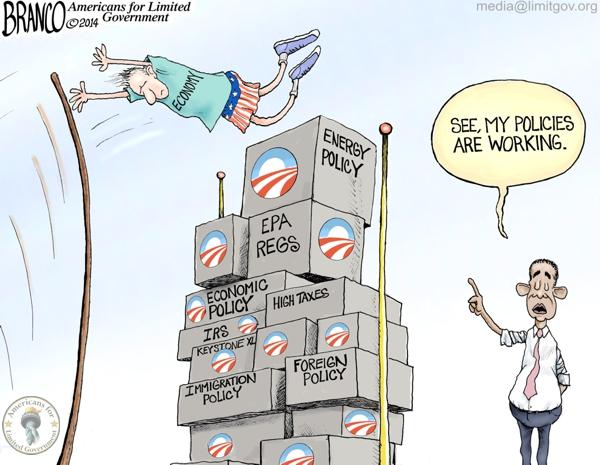 Economy Obama