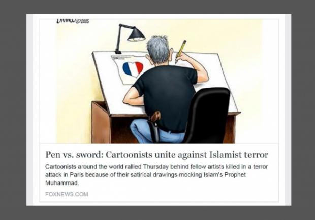 A.F.Branco Cartoon On FoxNews.com