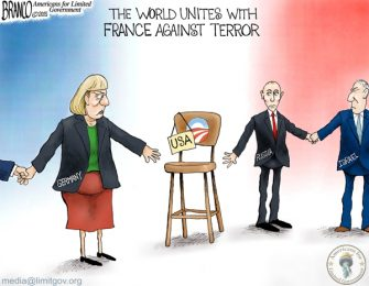 Uniting With France – Sort Of