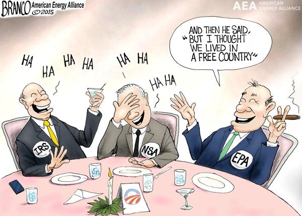 EPA Oppression