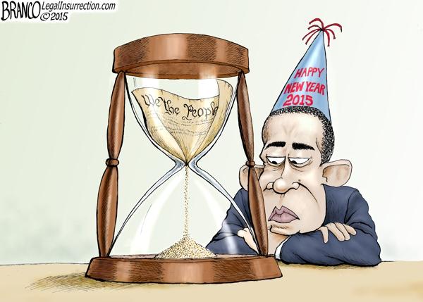 Obama New Years
