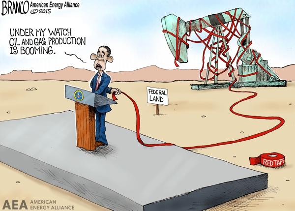 Obama Takes Credit
