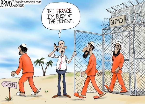 Obama Snubs France