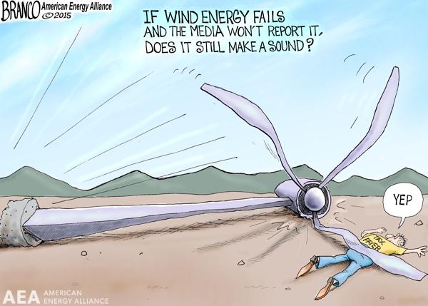 Wind Energy Failure