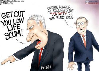 Raisin' McCain