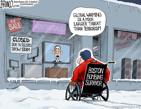 Boston Snow Storm