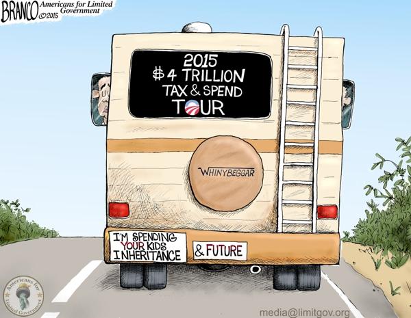 4 Trillion Stimulus Plan