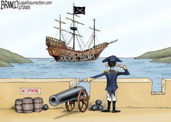 Terrorists Ahoy