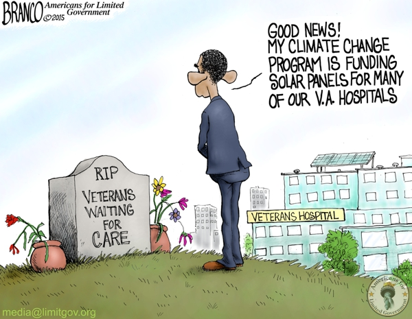 Veterans Waiting For Care