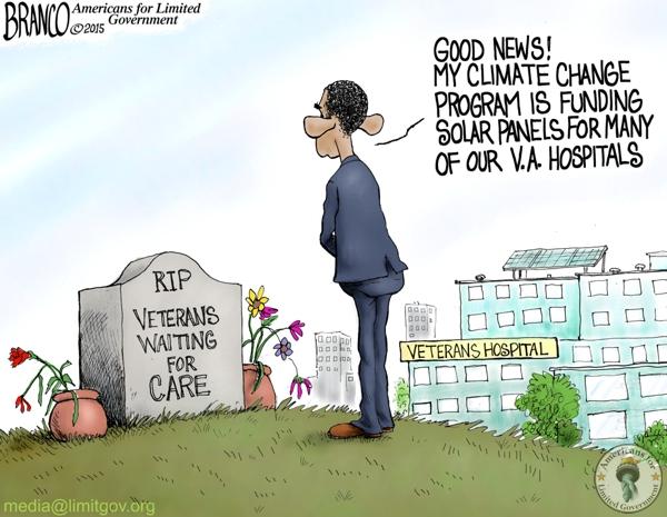 Veterans Waiting For Care