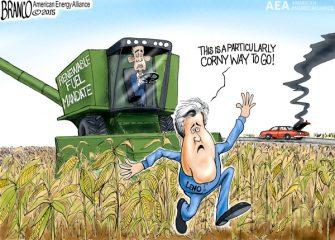 Corny Mandate