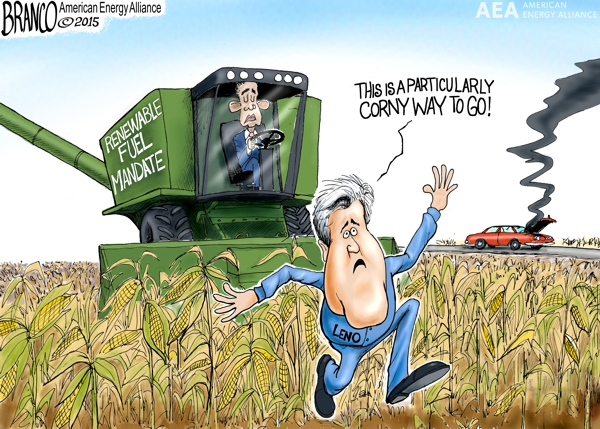 Obama Fuel Mandate