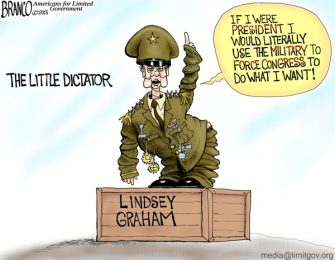 The Lil' Dictator