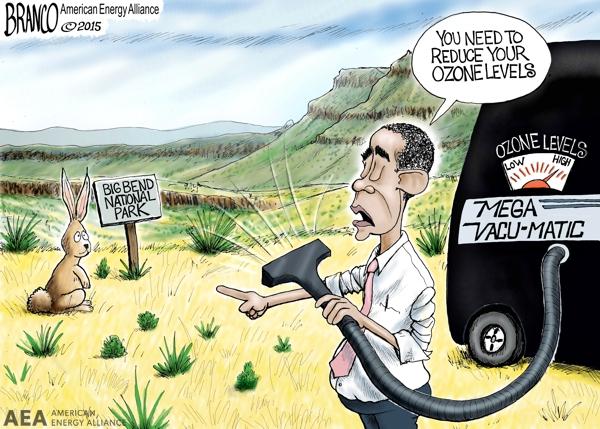 Obama Ozone Standard