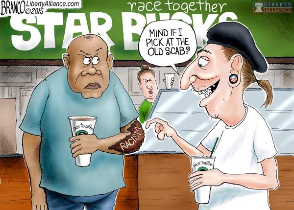 Starbucks Racism