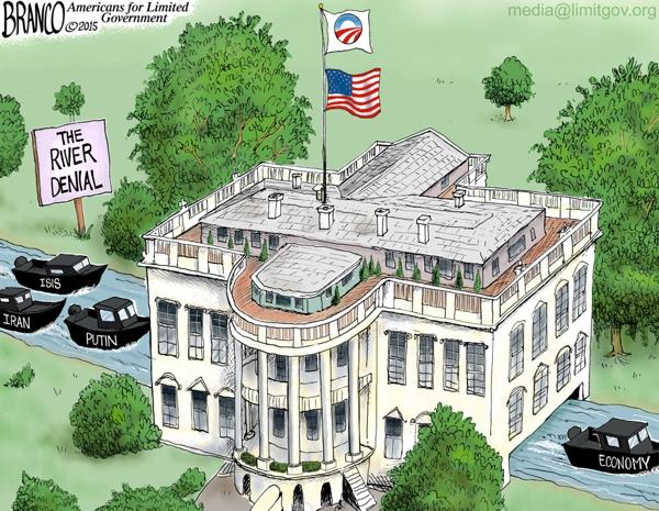 Obama In Denial